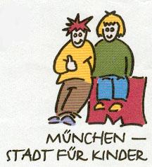 logo stadt für kinder