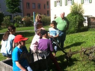 Bachbauernhof Wiese